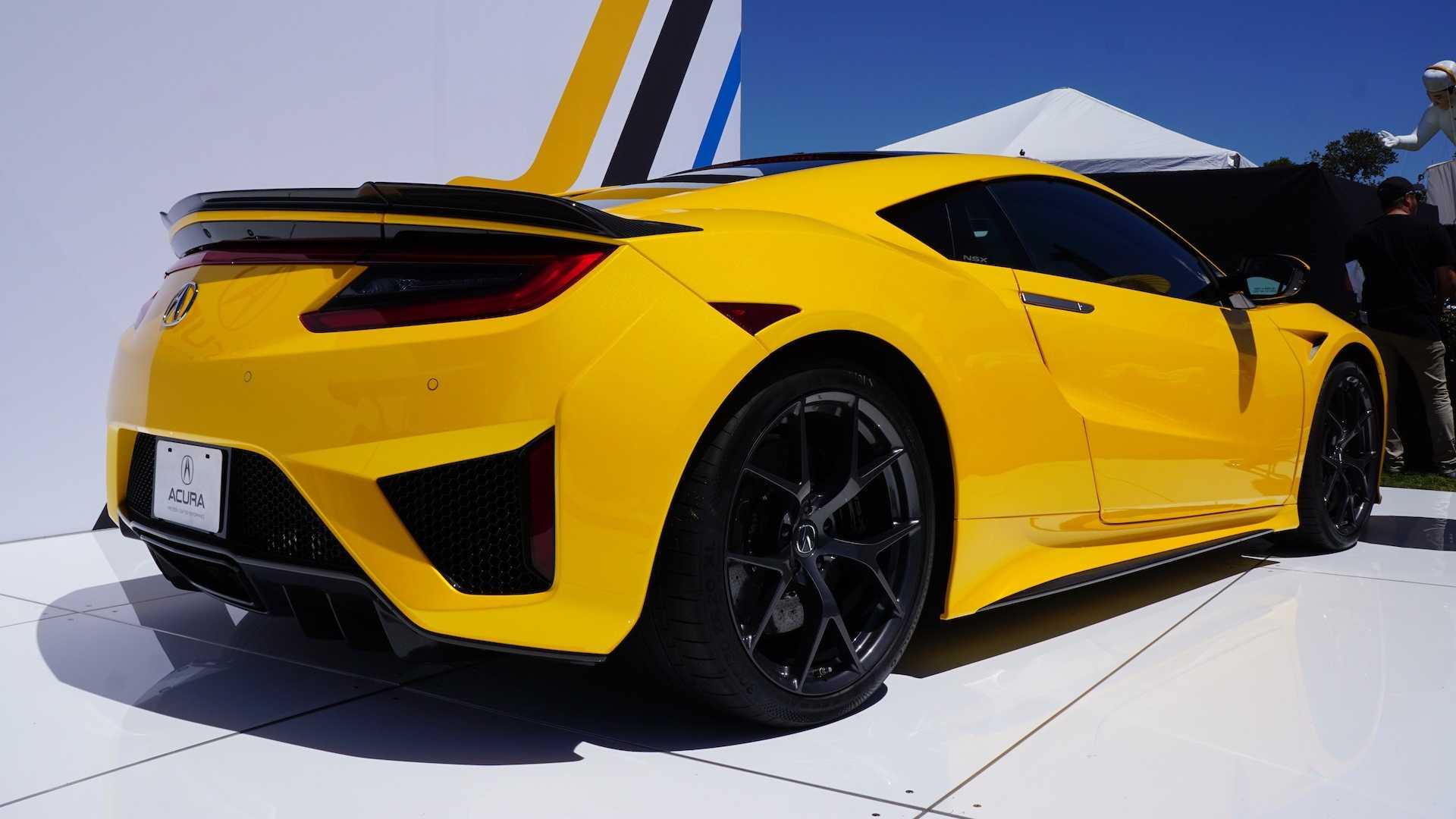 ura歌NSX R型和NSX Spider将于2021年下半年发布