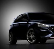 2021现代i30 N采用翻新设计,全新双离合自动变速箱
