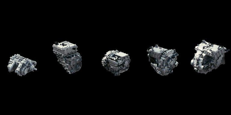 通用汽车的五种电动驱动器