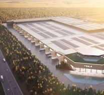 特斯拉将Giga Berlin的目标定为100公顷