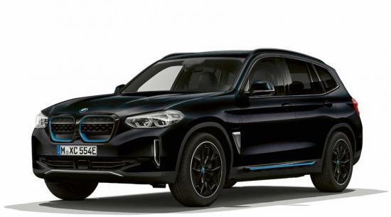 新款宝马iX3:电动SUV在英国的售价为61,900英镑