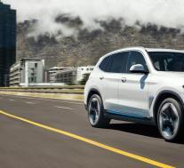 新款2021宝马iX3电动汽车在英国发售,起价61,900英镑