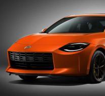 日产Z Proto Morphs进入有争议的SUV和轿车风扇渲染图