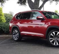 2021年大众Atlas:只是另一辆三排中型SUV?