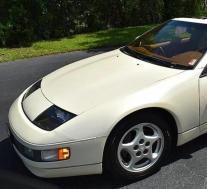 如果您可以和汽车一起生活,那么这款1990年的日产300ZX就是最低的里程出售示例之一