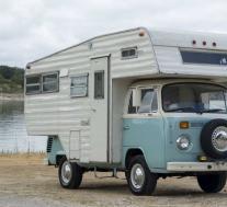 我们从未见过像这样的大众露营车出售