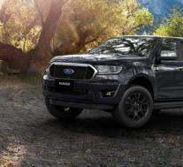 澳洲有一款新的福特Ranger 4×4 XLT双排座驾驶室
