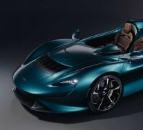 迈凯轮将Elva的产量削减到149辆,展示了炫目的设计