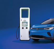 2021年大众ID.4买家将获得三年的免费快速充电
