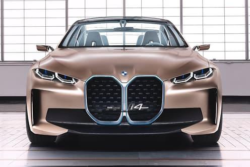 宝马M确认首款电动汽车