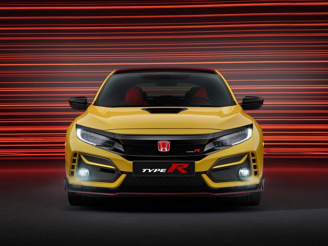 本田的更新的思域Type-R在英国的售价为32,820英镑,限量版仍然售罄_蜀车网