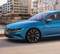 2021年大众Arteon在英国推出,最便宜的车型起价35,435英镑
