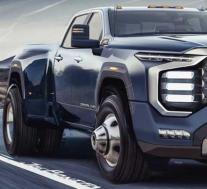 通用汽车设计师对未来的Sierra Denali HD卡车的看法