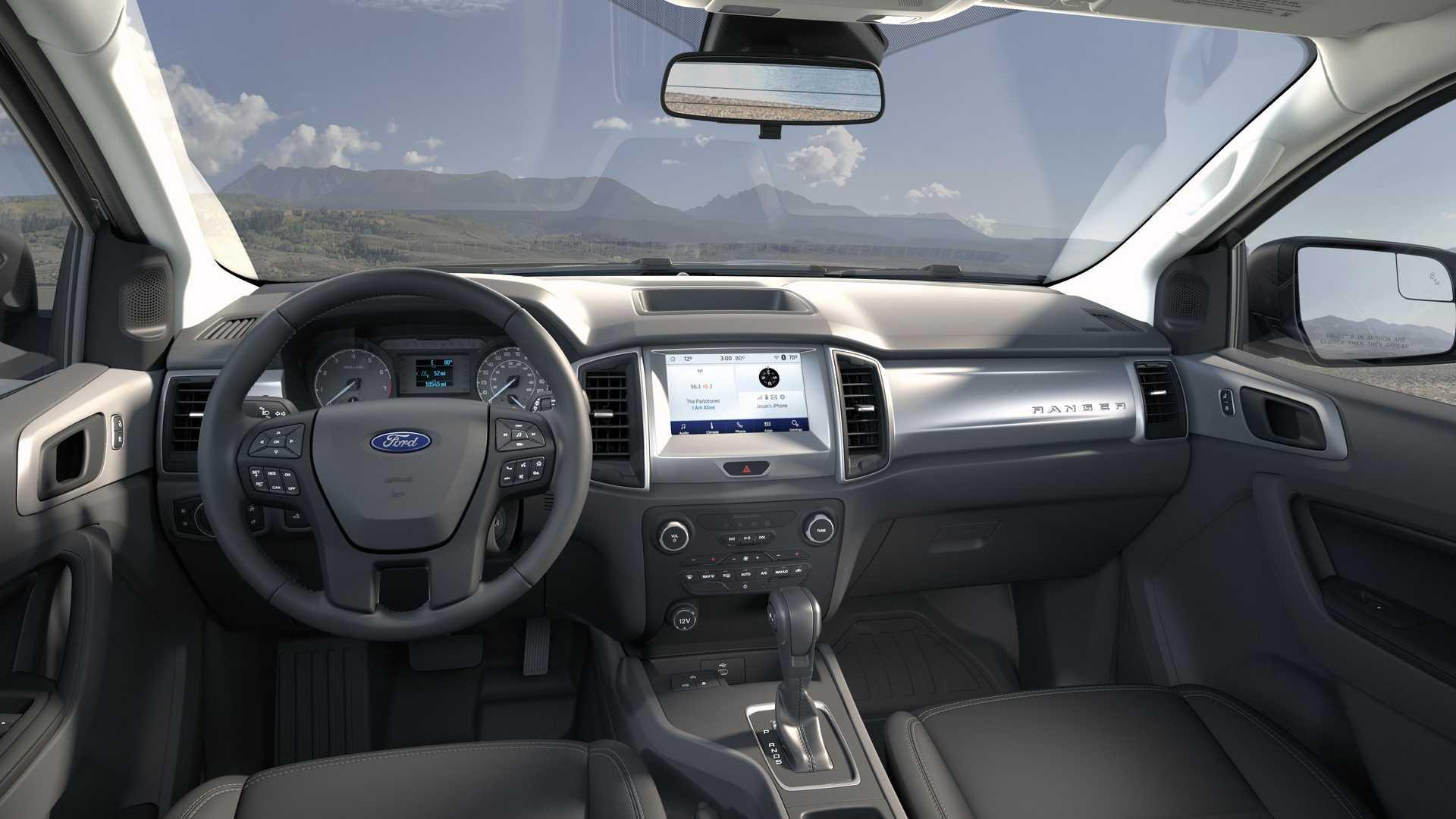 2021福特Ranger STX特别版套装以增加的风格到货