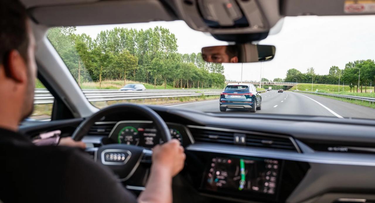 奥迪在中国最新的电动汽车枢纽中释放十个自主电子