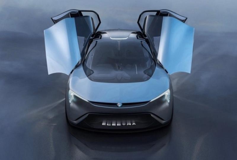 汽车资讯:别克Electra Concept推出该品牌的电动汽车新设计语言