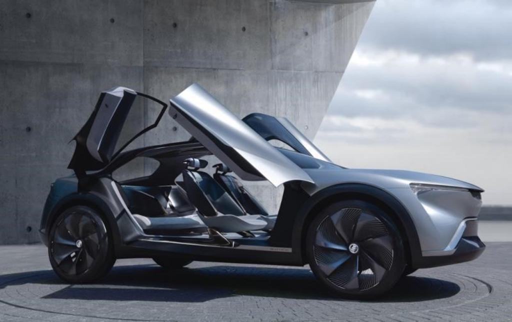 别克Electra Concept推出该品牌的电动汽车新设计语言