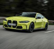 2021年宝马M3和M4在澳大利亚上市,起价为144,900澳元
