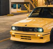 您会从E36上获得带有直六的E30 宝马M3吗?