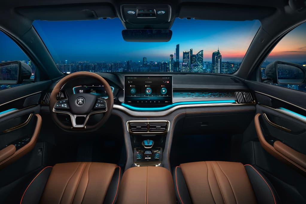 比亚迪电动汽车将于2021年初在澳大利亚上市