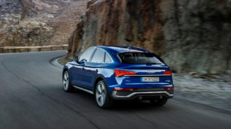 2021年奥迪Q5 Sportback通过轻度混合动力,PHEV和SQ5选项重新加入Coupe-SUV