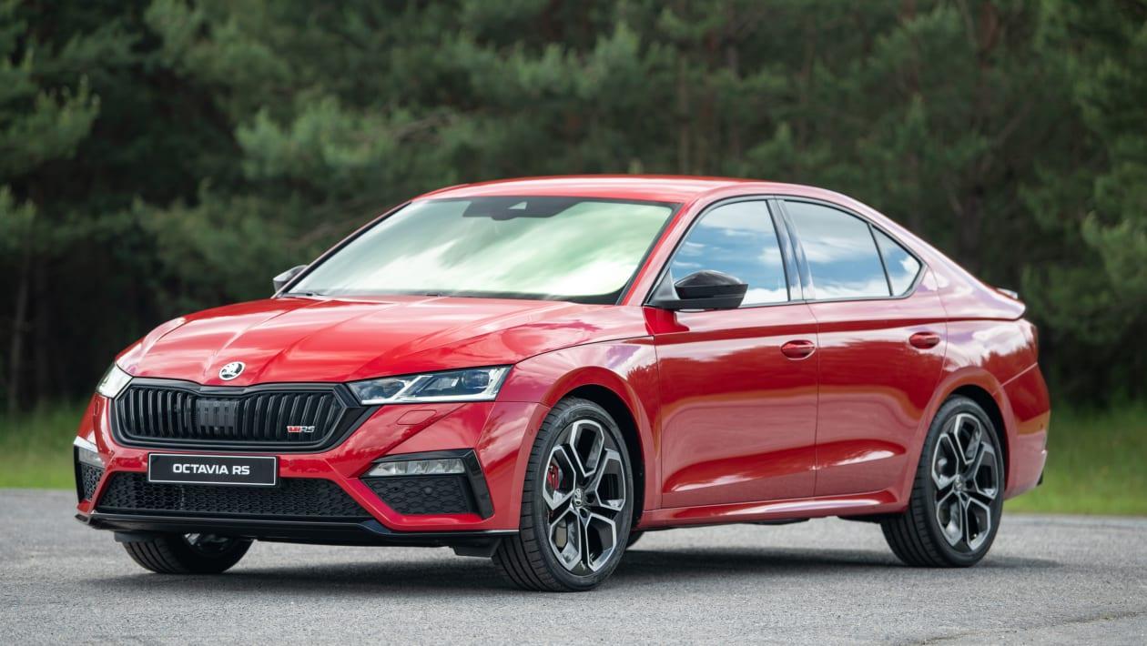 新款2020斯柯达明锐vRS:汽油版价格公布