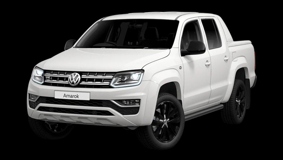 2021大众Amarok V6 580SE价格和规格详细信息