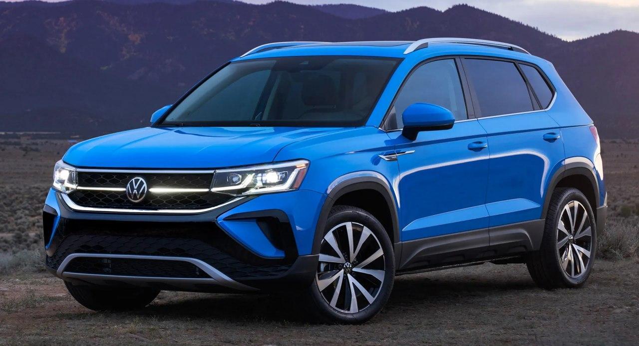 2022大众Taos汽车将于明年夏天与雪佛兰开拓者和起亚Seltos展开战斗