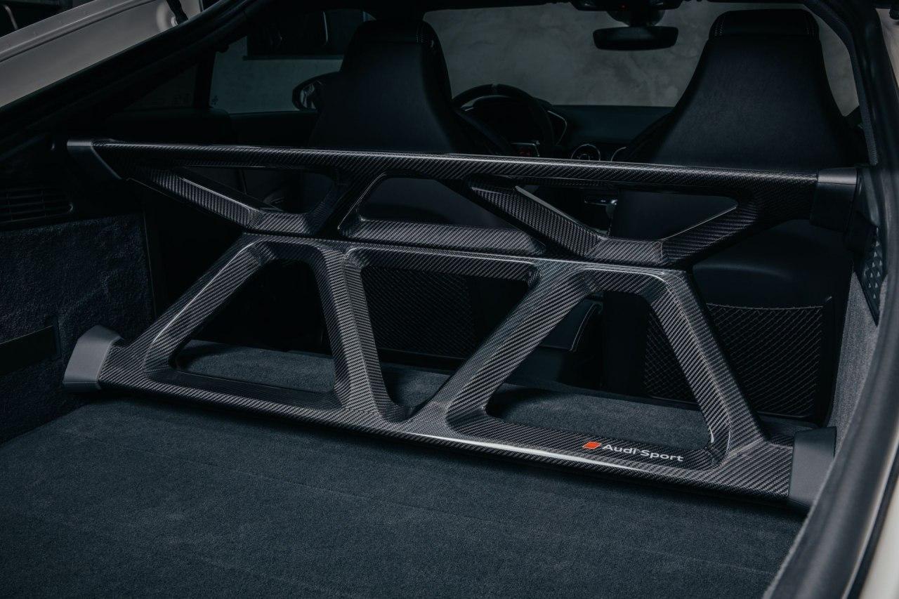 限量版奥迪TT RS
