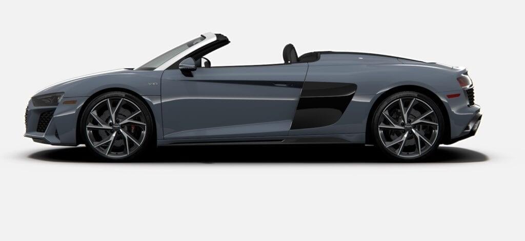 2021年奥迪R8 RWD Coupe和Spyder将留在这里