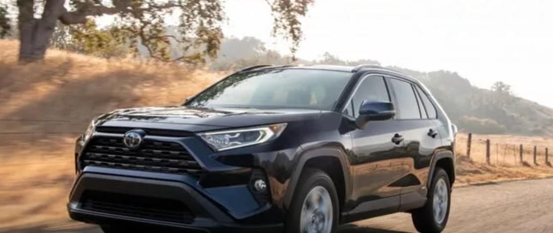 2021年丰田RAV4混合动力车获得XLE Premium内饰级别