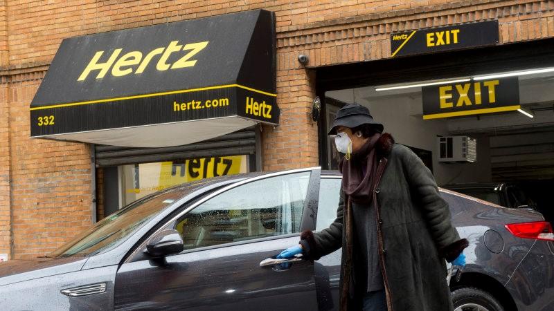 赫兹获得融资,计划在新车上花费10亿美元