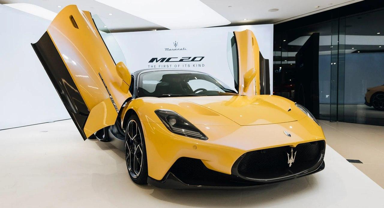 汽车新闻:玛莎拉蒂MC20售价从AU $ 438000下跌至2021年分配已经售罄