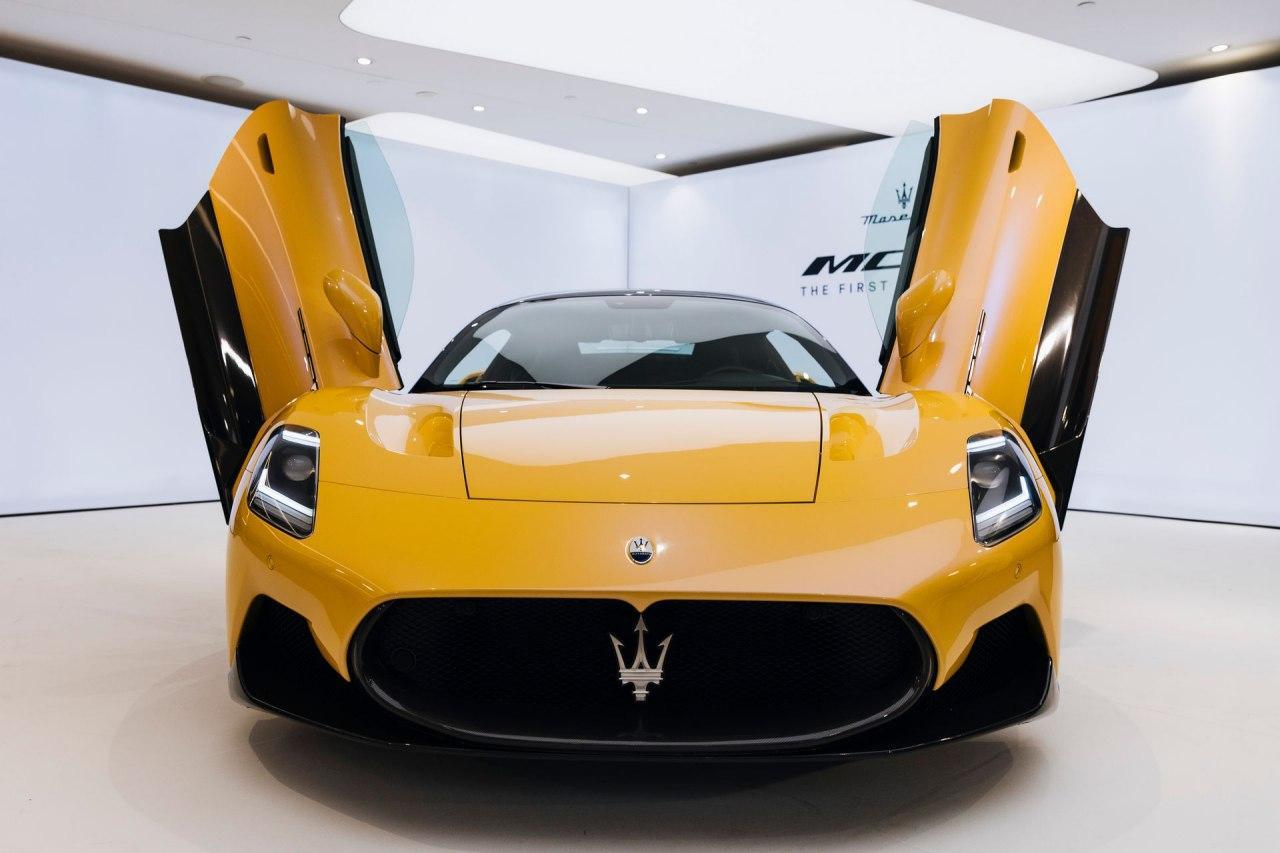 玛莎拉蒂MC20售价从AU $ 438,000下跌至2021年,分配已经售罄