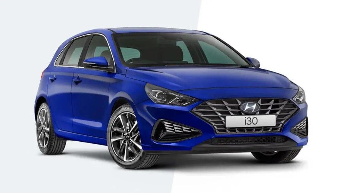 2021年现代i30掀背车,轿车规格详细说明