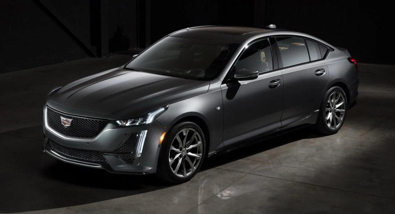 汽车新闻:2021年凯迪拉克CT5 Sport获得新的V Performance套件