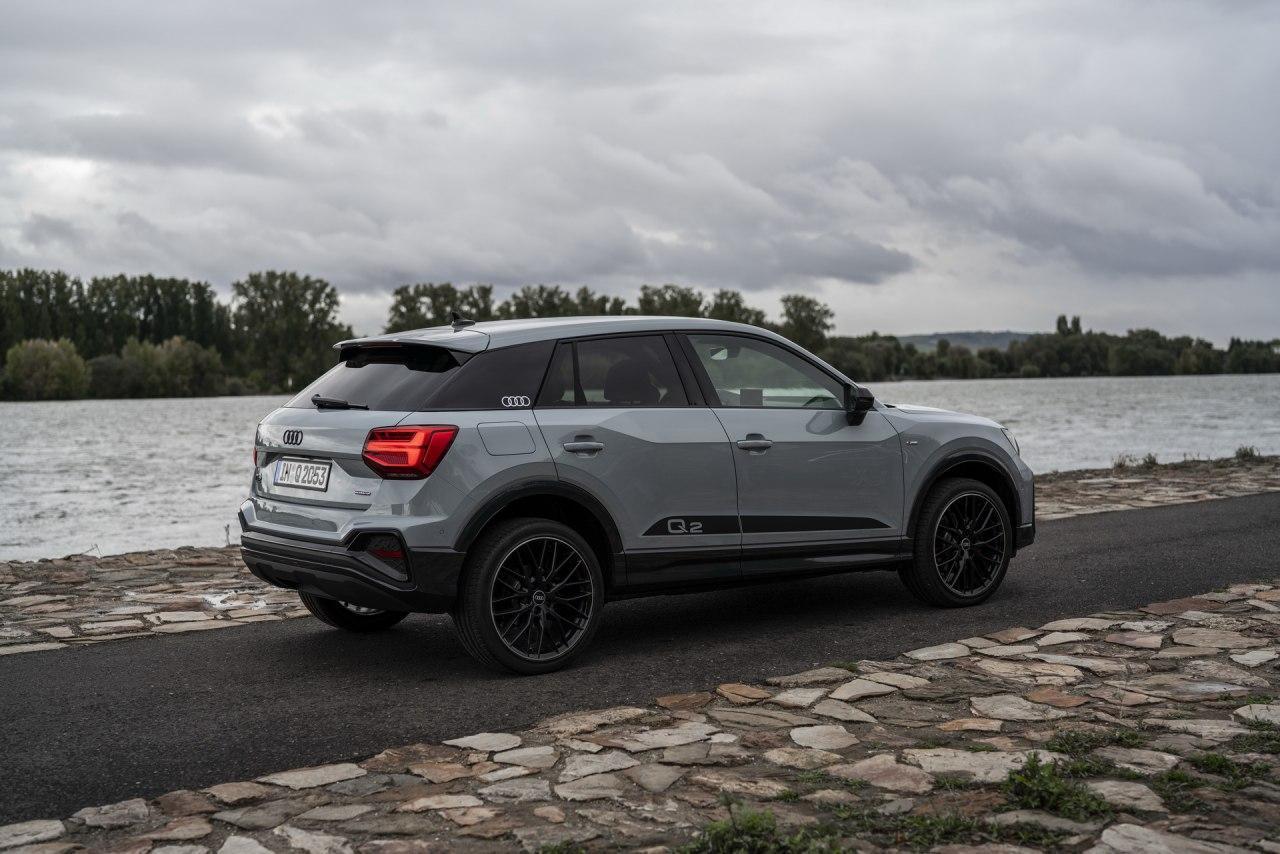 奥迪改头换面的Q2 SUV即将在欧洲市场推出