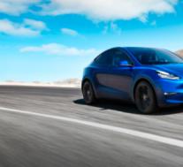 2021特斯拉Model Y续航里程增加10英里,远程AWD提供326英里