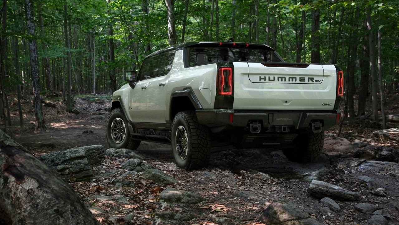GMC的经销商中只有一半将出售悍马EV