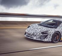 迈凯轮宣布混合动力超级跑车的最终测试阶段