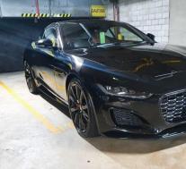 2021年首批捷豹 F-Type车型登陆澳大利亚