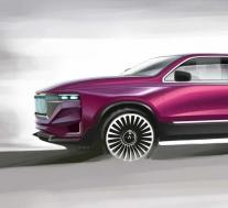 巨大的Aznom钯制跨界轿车将于11月5日发布