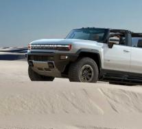 GMC悍马电动车不会限制性能以保护电池组
