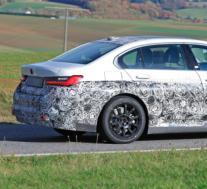 电动宝马3系原型在德国测试可能会取代i3