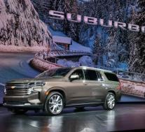 通用汽车计划首次在中国销售全尺寸SUV