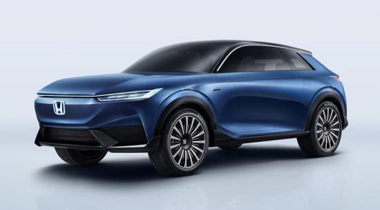 本田放弃其最新的全电动SUV的Cutesy设计