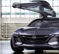 欧宝为电动旗舰SUV复兴Monza Moniker?