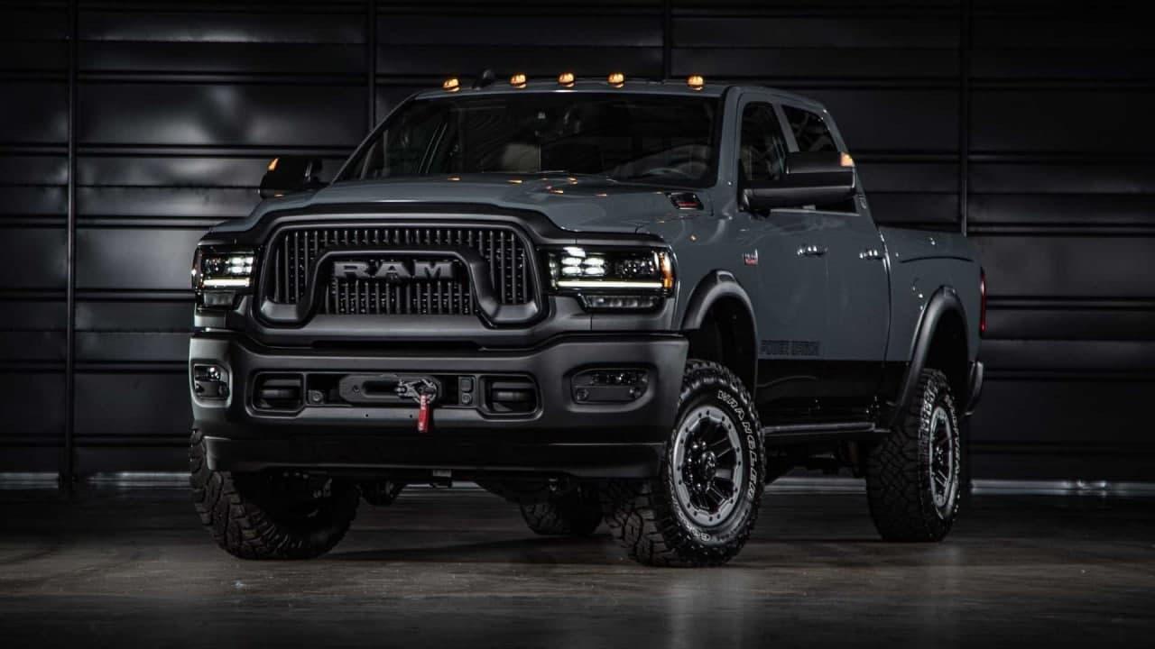汽车聚焦:2021年Ram Power Wagon 75周年纪念版作为轻型卡车抵达