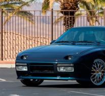 保时捷纯粹主义者可能不会喜欢这款1987 944 Turbo
