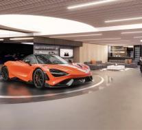 """迈凯轮设计的""""超级车库""""可以为您带来1600万美元的酷价–包括顶层公寓和765LT"""